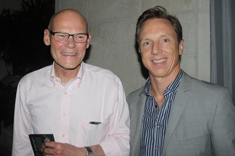 Timothy-Carroll-with-James-Carville-Use-the-Courage-of-Your-Talent-and-Succeed