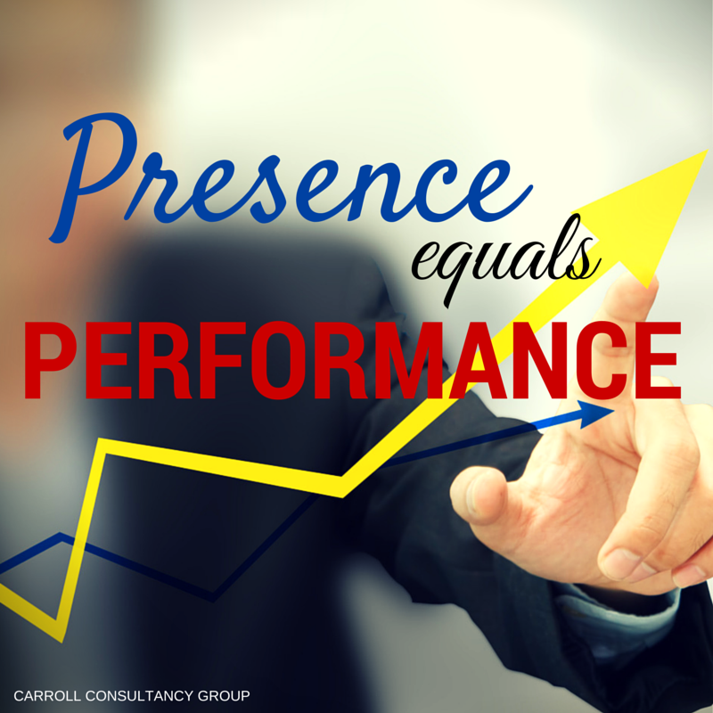 presence-equals-performance