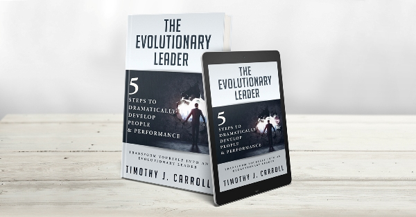 The Evolutionary Leader by Timothy J. Carroll