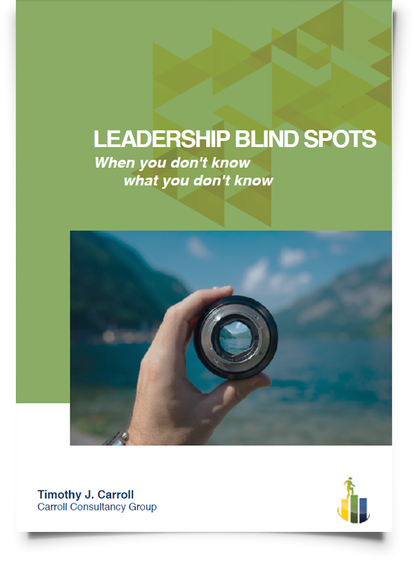 White Paper - Leadership Blind Spots