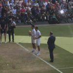 2019 Wimbledon Men's Final