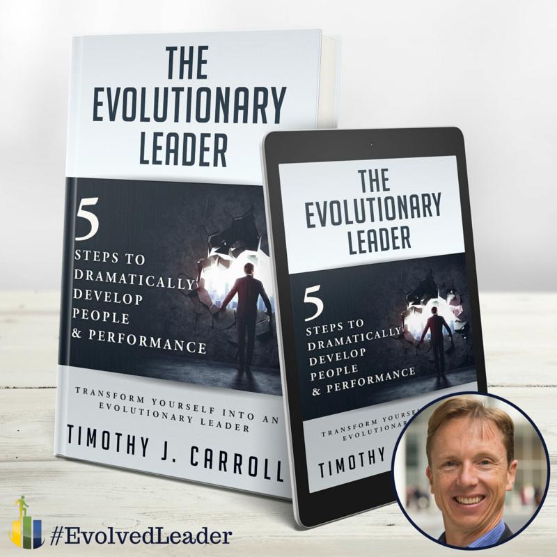 The Evolutionary Leader Timothy Carroll